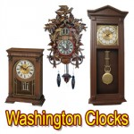 WASHINGTON Clocks logo