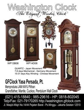 Jam Grandfather clock